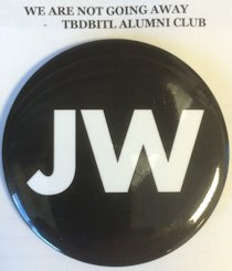 Jon Waters button